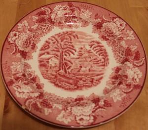 Enoch Wood Plate