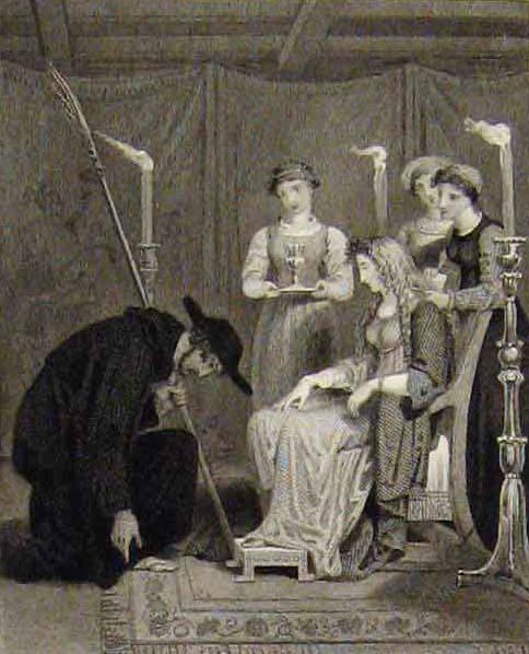 Ivanhoe as Palmer