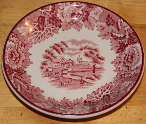 Enoch Wood Tiny Plate