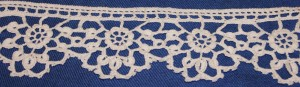 Petticoat Trim Sample