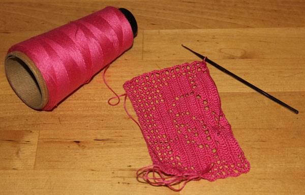 Armband in Progress