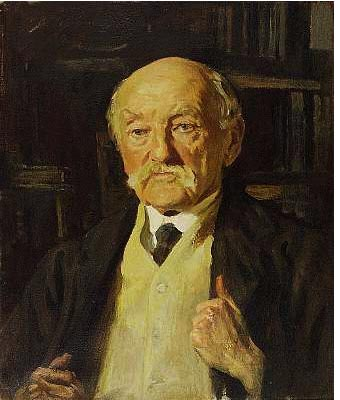 Thomas Hardy by Reginald Eves