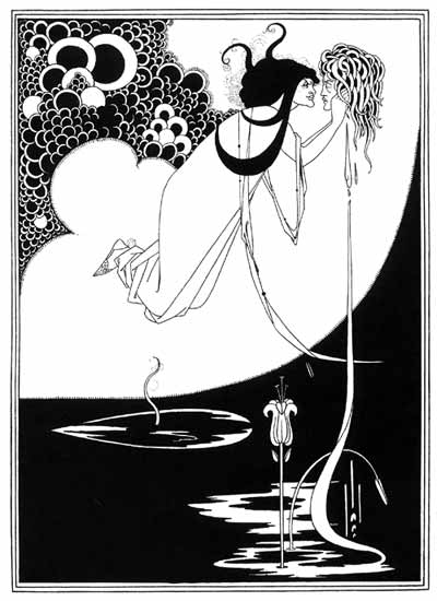 Salome by Beardsley