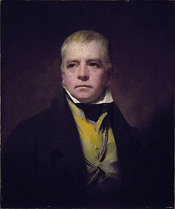 Sir Walter Scott by Raeburn