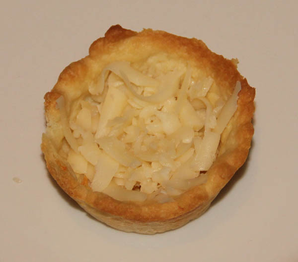 Cheese in Tart Shell