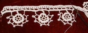 Petticoat Trim