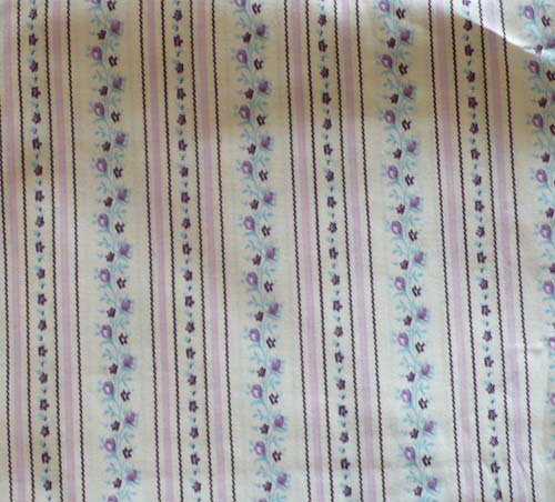 1850s Fabric
