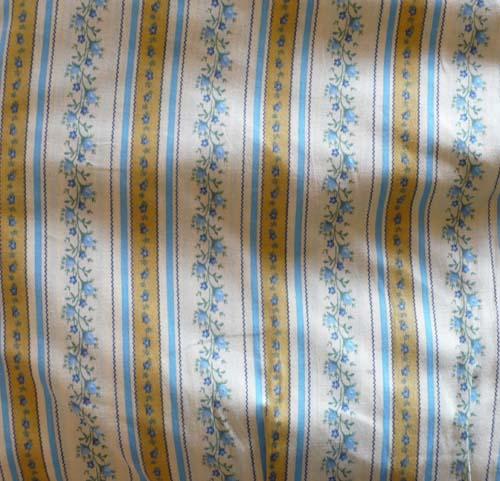 1850s Dress Fabric
