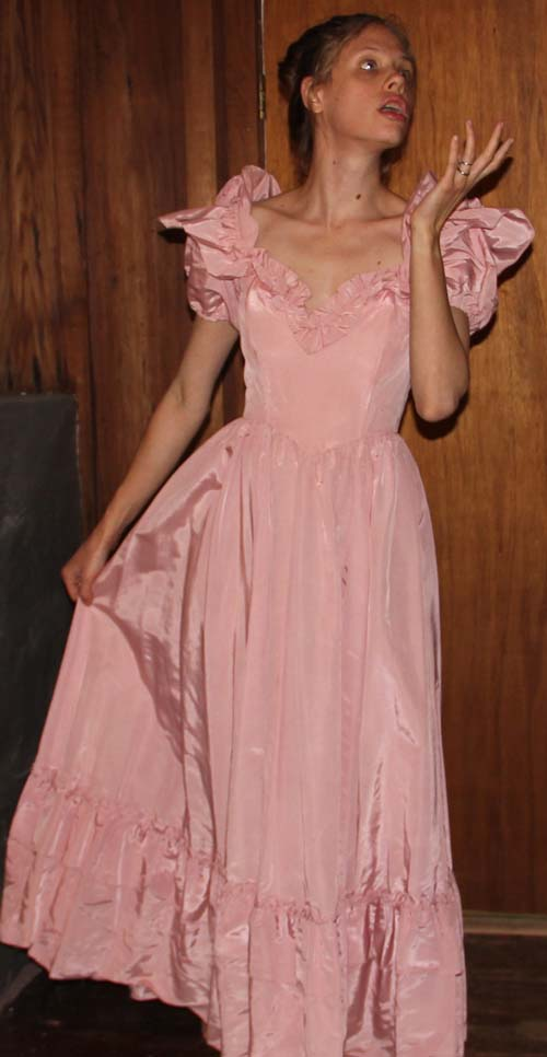 Pink Ballgown