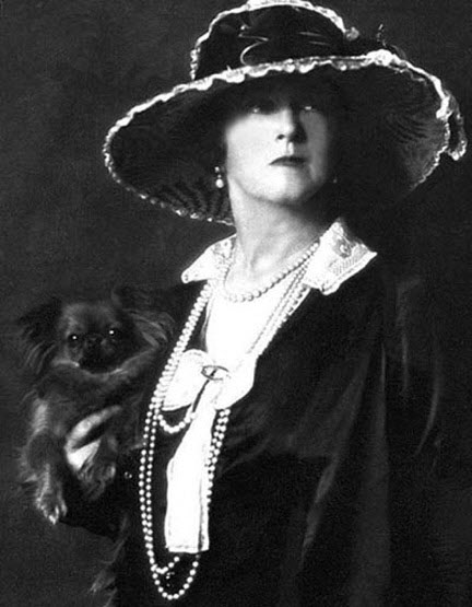 Portrait of Lady Duff Gordon