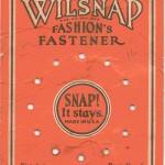 Vintage Snap Card