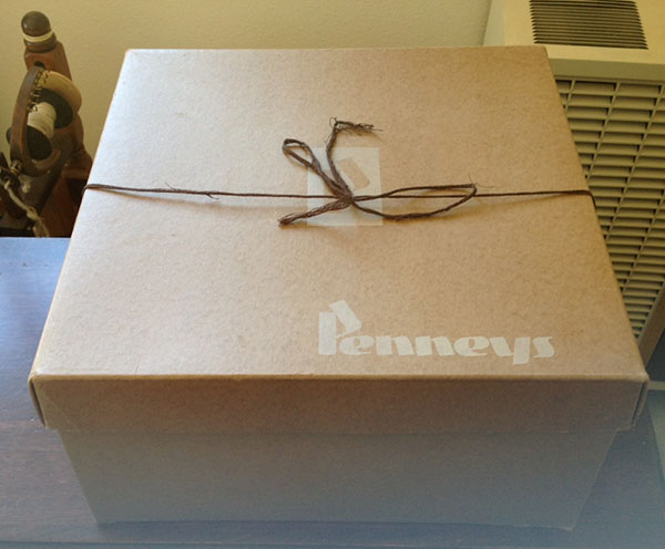 Penney's Hat Box